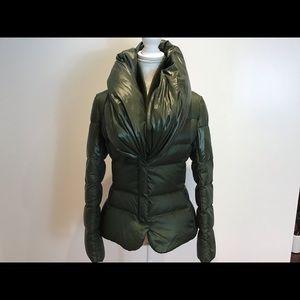 Sacks fifth avenue goose down packable puffer coat